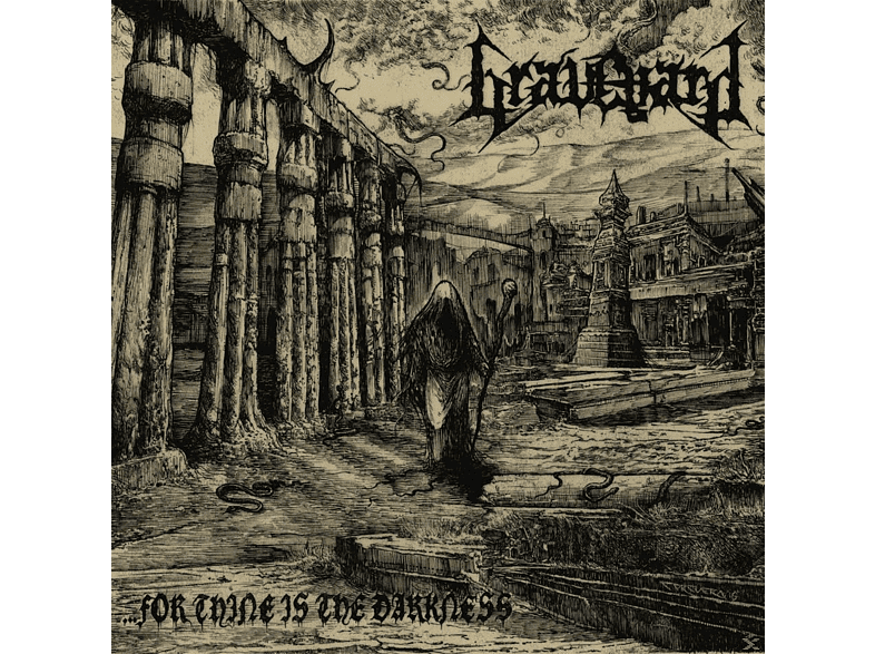 Graveyard - For Thine Is The Darkness [CD]