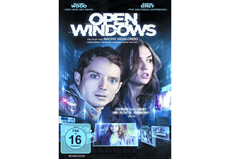 Open Windows - (DVD)