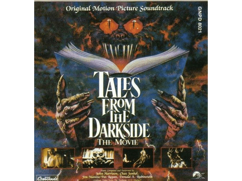 VARIOUS - Tales From The Dark Side [CD]