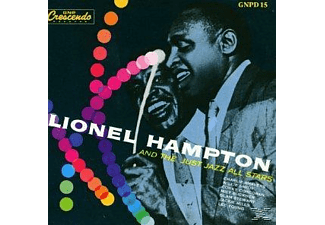 Lionel Hampton - And The Just Jazz All-Stars - (CD)