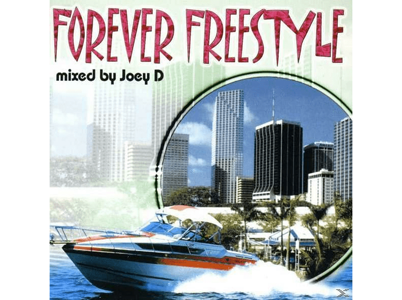 VARIOUS - Forever Freestyle Vol.1 [CD]