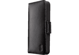 ARTWIZZ SeeJacket Leather iPhone SE Handyhülle, Schwarz