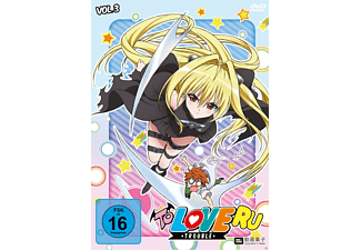 To Love-Ru Vol. 3 - (DVD)