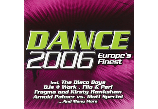 VARIOUS - Dance 2006 - Europe's Finest - (CD)