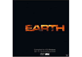 LTJ Bukem - Earth 7 - (CD + DVD)