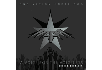 Ruined Conflict - A Voice For The Voiceless - (CD)