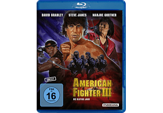 American Fighter 3 - Die blutige Jagd - (Blu-ray)