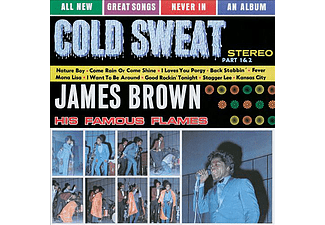 James Brown - Cold Sweat (Vinyl LP (nagylemez))
