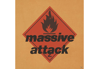 Massive Attack -  Blue Lines [CD]