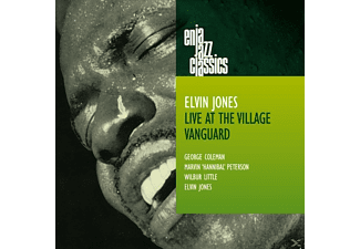 Elvin Jones - Live At The Village Vanguard (Enja Jazz Classics) - (CD)