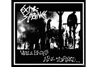 Exit-Stance - While Backs Are Turned - (CD)