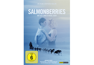 Die Filme von Percy Adlon - Salmonberries - (DVD)