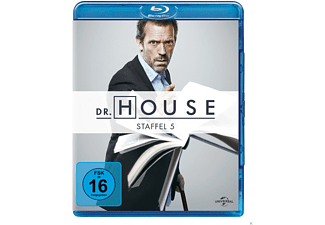 Dr. House - Staffel 5 - (Blu-ray)