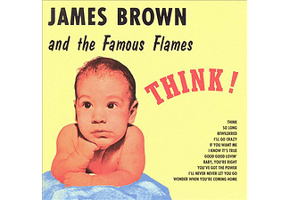 James Brown and His Famous Flames - Think! (Vinyl LP (nagylemez))