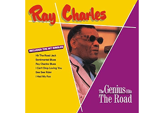 Ray Charles - The Genius Hits The Road (CD)