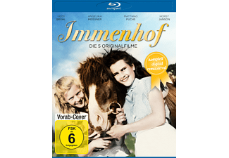 Immenhof - Die 5 Originalfilme - (Blu-ray)