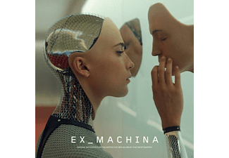 Geoff Barrow, Ben Salisbury - Ex Machina Original Motion Picture - (Vinyl)