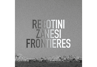 Rebotini, Zanesi - Frontieres - (LP + Download)