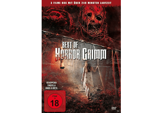 Best of Horror Grimm - (DVD)