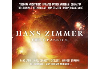 VARIOUS - Hans Zimmer-The Classics - (CD)
