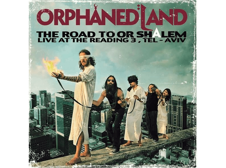 Orphaned Land - The Road To Or-Shalem (Live At The [Vinyl]