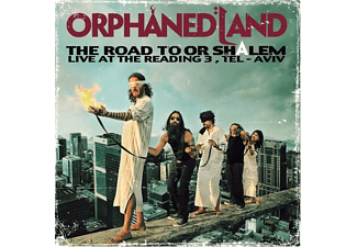 Orphaned Land - The Road To Or-Shalem(Live At The.. - (Vinyl)
