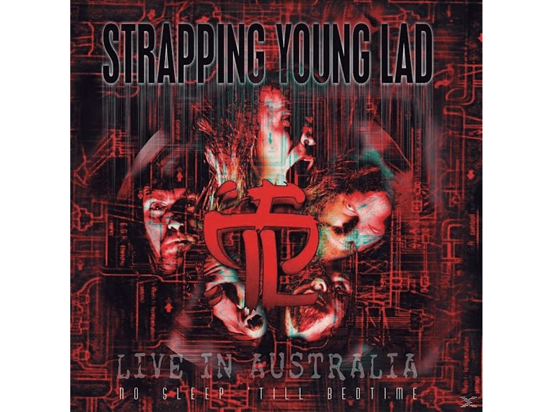 Strapping Young Lad - No Sleep 'till Bedtime-Live In Au [Vinyl]