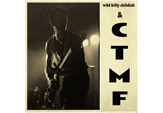 Wild Billy & Ctmf Childish - Sq 1 - (CD)