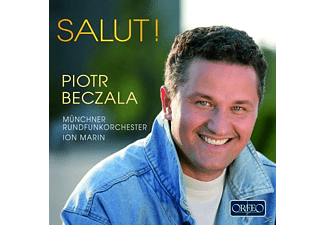 Ion - Salut! Tenor-Arien - (CD)