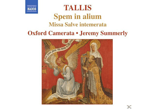Jeremy/oxford Camerata Summerly - Spem In Alium/Salve Intemerata - (CD)