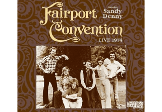 Fairport Convention - Live 1974 - (CD)