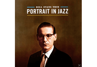 Bill Evans - Portrait In Jazz - (CD)