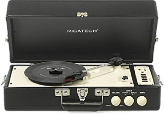 RICATECH Vintage Turnable Black - (RTT98)
