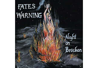 Fates Warning Night on Bröcken (LP) Heavy Metal Vinyl