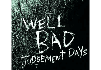 Wellbad - Judgement Days (Vinyl + CD) - (LP + Bonus-CD)