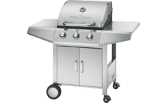Tepro Gasgrill Fairmont Test : Test gasgrill enders monroe sik turbo gas grill im bundle mit