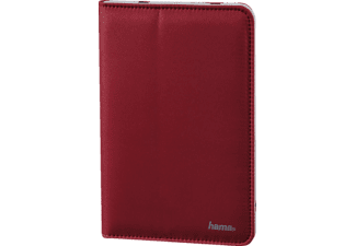HAMA Strap Tablethülle, Bookcover, 7 Zoll, Rot, passend für: Universal Universal