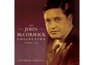 John Mccormack - The John Mccormack Collection 1906-42 - (CD)