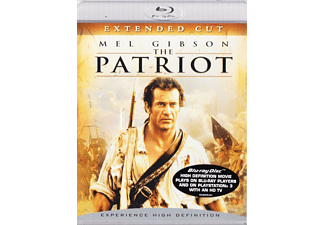 The Patriot Blu-ray