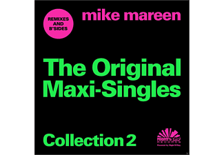 Mike Mareen - The Original Maxi-Singles Coll - (CD)