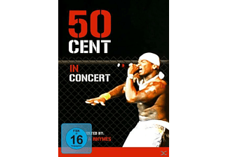 50 Cent - IN CONCERT - (DVD)
