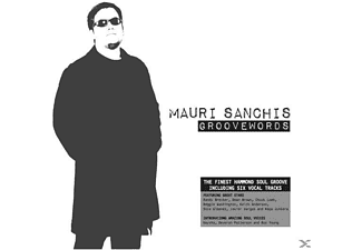 Mauri Sanchis - Grovvewords - (CD)