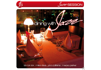 VARIOUS - Dining With Jazz - (CD)
