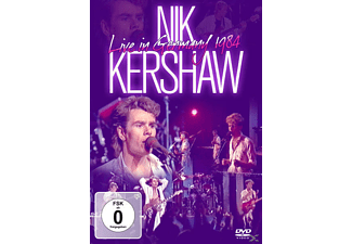 Nik Kershaw - Live In Germany 1984 - (DVD)
