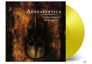Apocalyptica - Inquisition Symphony (LTD Yellow VI - (Vinyl)