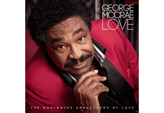 George McCrae - LOVE (LP/Gatefold) - (Vinyl)