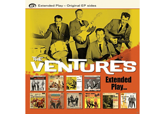 The Ventures - Extended Play...Original EP Sides [CD]