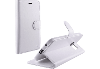 VOLTE-TEL Θήκη LG G5 H850 Leather-Tpu Book Stand White- (5205308162183)