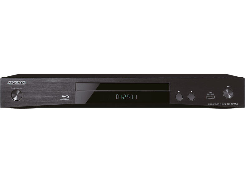 ONKYO BD-SP353 Blu-ray Player (Schwarz)