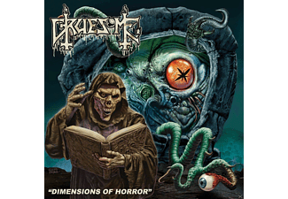 Gruesome - Dimensions Of Horror - (CD-Mini-Album)